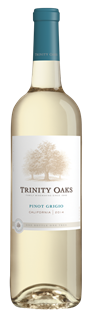 Trinity Oaks Pinot Grigio 750ml - Case of 12